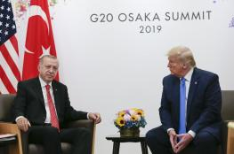 """ترامب يتعاطف مع اردوغان ويضع اللوم على """"اوباما """""""