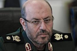 وزير الدفاع الايراني : الكيان الصهيوني هو المسؤول عن خراب الدول العربية
