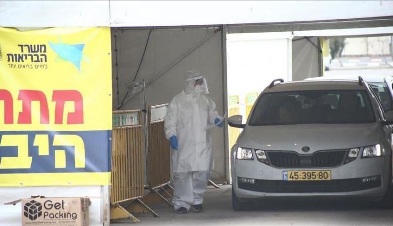 فيروس كورونا يتفشى في مستوطنات رام الله