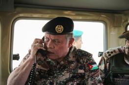 غارات اردنية على مواقع لتنظيم داعش في سوريا