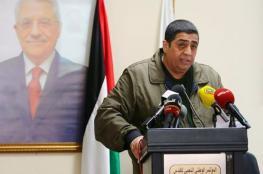 """الاحتلال يعيد اعتقال اللواء """"النتشة """" بعد ساعات من الافراج عنه"""