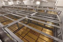 بالصور: الكشف عن مخازن الذهب في روسيا
