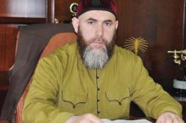 مفتي الشيشان لاسرائيل : لن نسمح لكم بالتلاعب بمشاعر المسلمين بالقدس