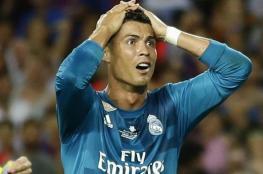 اصابة كريستيانو رونالدو بالذهول بعد الهجوم الدامي في برشلونة