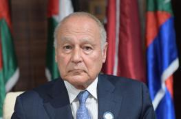 أبو الغيط يمثل جامعة الدول العربية في مؤتمر برلين حول ليبيا