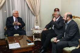 الرئيس يتلقى اتصال هاتفي من هنية في ظل أجواء المصالحة