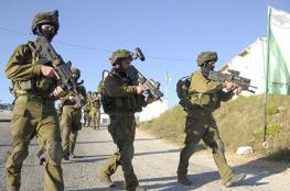 الاحتلال يعتقل شابين خلال مواجهات في سبسطية شمال شرق نابلس