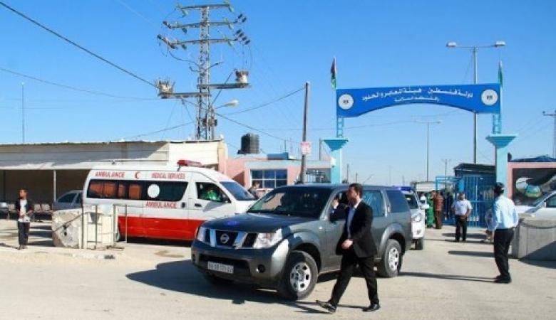 وصول وزير الحكم المحلي ووفود أجنبية إلى غزة