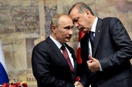 """بوتين من تركيا : الشروط اللازمة لانهاء الحرب في سوريا """"أصبحت متوفرة """""""