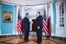 قطر واميركا يبحثان الازمة الخليجية