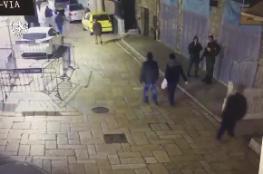 التعرف على هوية منفذ عملية الطعن في القدس