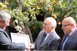 115 عائلة مقدسية تثمن جهود الأمير حسن بن طلال في دعم تراث القدس