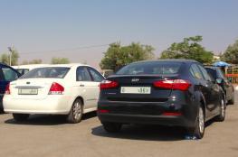وزارة المواصلات تكشف عن عملية تزوير  للسيارات بالضفة