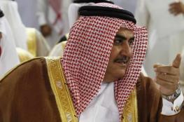 """عاهل البحرين يقيل وزير خارجيته """"آل خليفة """""""