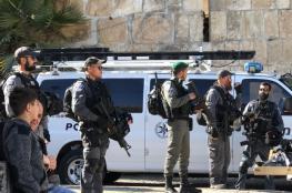 """خطة اسرائيلية لتدشين """"16 """" مركزاً شرطياً جديداً بالقدس"""
