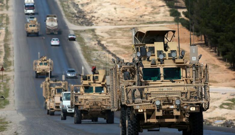 البنتاغون : ترامب امر القوات الامريكية بالتحرك جنوب سوريا