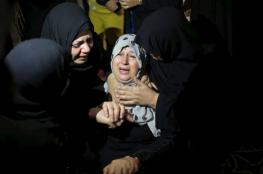 """الشعب الفلسطيني يطوي عام """" 2016 """" بدمعتين وزغرودتين"""