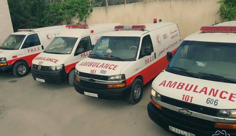 اصابات في حادث سير شمال الخليل