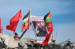 هدم منزل الأسير قسام البرغوثي في بلدة كوبر شمال غرب رام الله