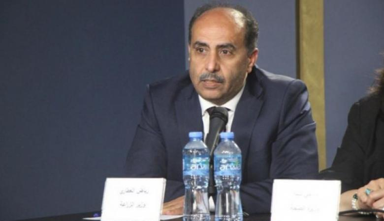 وزير الزراعة : نحن أمام تحدي استراتيجي