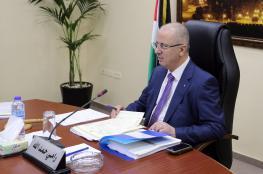 مجلس الوزراء: لا خيار سوى إنهاء الانقسام  لتحقيق المصالحة