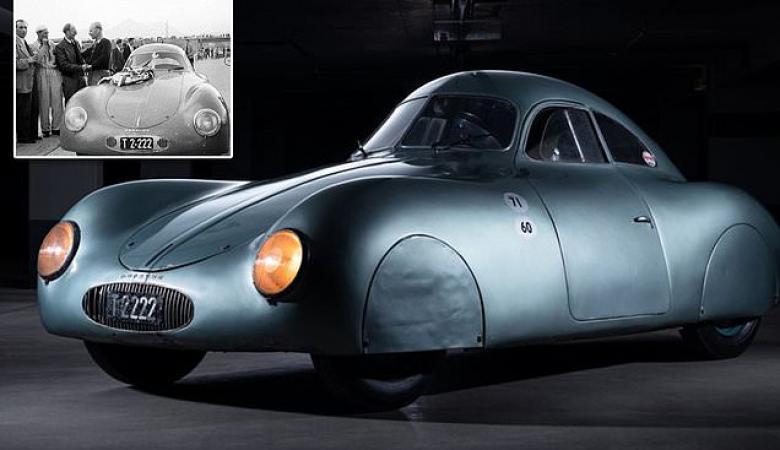 سعر فلكي لأقدم سيارة بورش في العالم