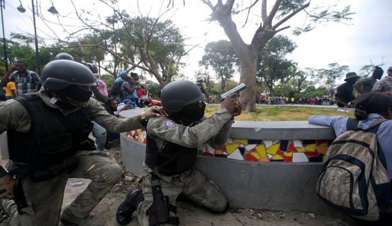 20 قتيلا بينهم أطفال خلال اشتباكات في هايتي