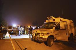 اصابة جندي اسرائيلي بعملية اطلاق نار قرب طولكرم