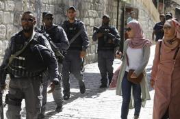 اسرائيل تعتقل 3 نشطاء من فتح بينهم قيادي في القدس