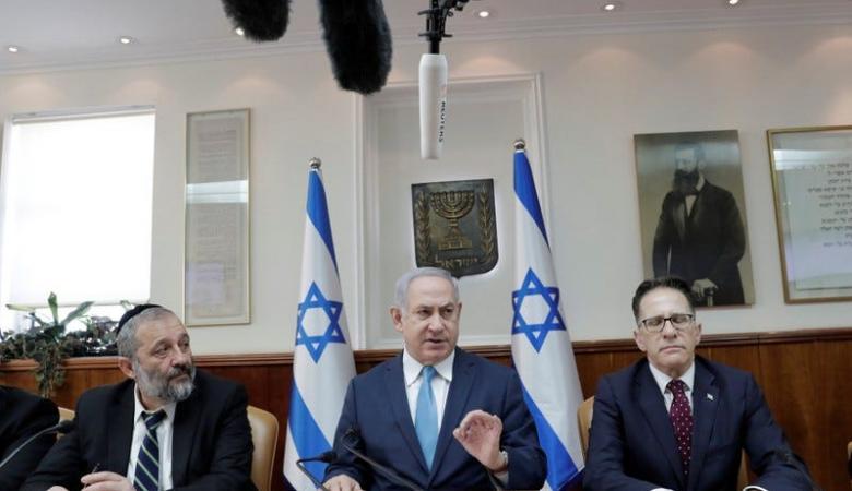 اجتماع مفاجئ للكابينت الاسرائيلي