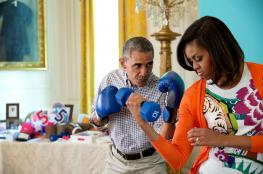 اوباما وزوجته يقرران نشر كتاب يحمل ذكرياتهما خلال وجودهما في البيت الأبيض