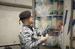 ضبط 76 طناً من المنتجات غير الوطنية وإحالة 129 تاجرا للنيابة الشهر الماضي