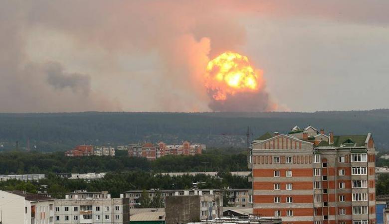 """ترامب يعلق على الانفجار النووي في روسيا : """"نعلم الكثير عنه """""""