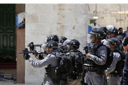 """الاردن يحذر """"اسرائيل """" من استمرار تعديه على الأقصى"""