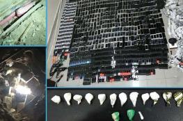 الشرطة الكويتية تضبط مئات الهواتف النقالة والحبوب المخدرة داخل سجن مركزي