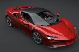 فيراري تصدر أسرع سيارة في العالم