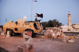 مصر تطلب من إسرائيل زيادة قواتها في سيناء لمحاربة داعش