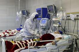 إيران تسجل رقما قياسيا بعدد الاصابات بفيروس كورونا