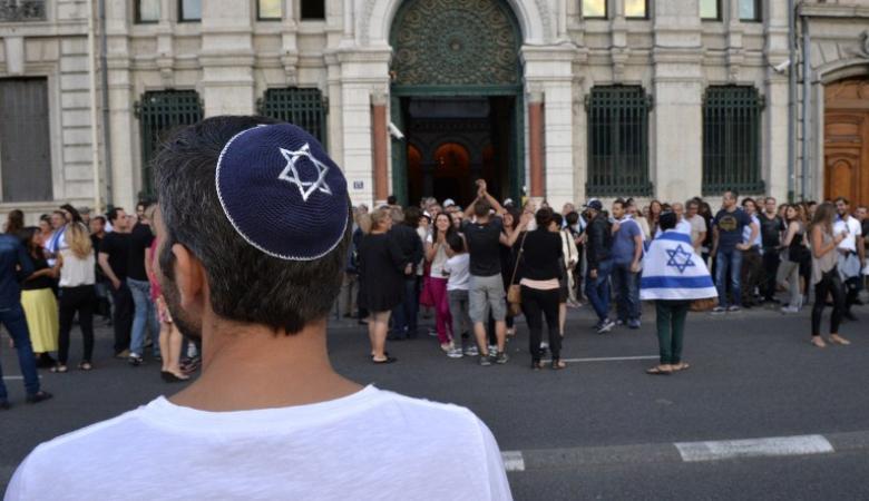 """البرلمان الفرنسي يشرع قانونا لدعم """"اسرائيل """""""