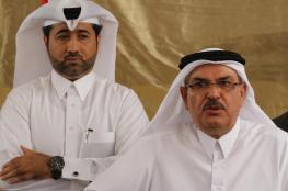 العمادي يؤكد : قطر  لن تتخلى عن الفلسطينيين