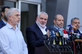 """حماس : """"مصر لم تبلغنا بأنهم غاضبين منا """""""