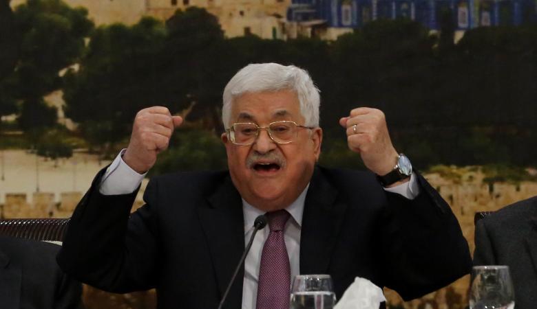 """هكذا رد السفير الاميركي على وصف الرئيس عباس له بـ""""ابن كلب"""""""