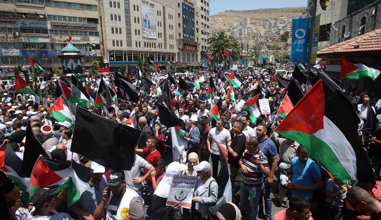 """القوى الوطنية والإسلامية تعلن عن الفعاليات الجماهيرية للوقوف ضد """"صفقة القرن"""""""