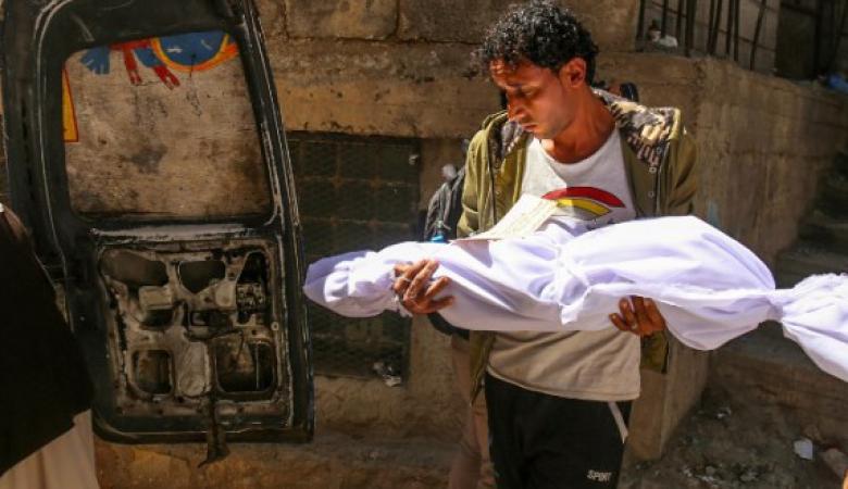 الامم المتحدة : مقتل 200 طفل في اليمن منذ بداية العام