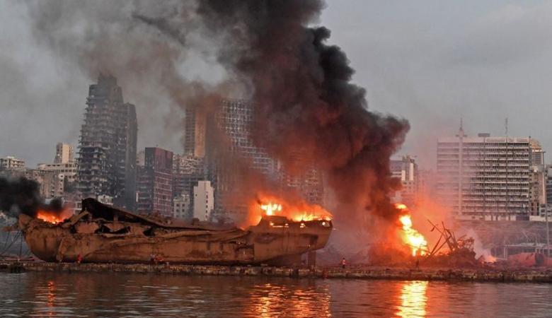 """قبطان """"سفينة الموت"""" يتحدث عن شحنة كارثة بيروت"""