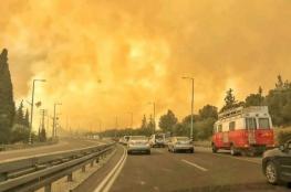 تحقيقات إسرائيلية تكشف أسباب الحريق الكبير بمستوطنة موديعين