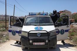 الشرطة تقبض على 43 مطلوباً في جنين