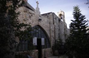 كنيسة برقين في جنين رابع أقدم كنيسة في العالم