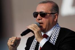 اردوغان مهاجماً نتنياهو : الضفة ملك للفلسطينيين وسنقف معهم
