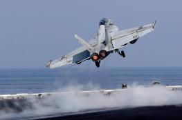 مقاتلات أمريكية تعترض طائرتين روسيتين في الأجواء السورية
